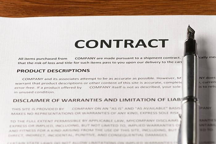 הסכם שותפים אצל עורך דין